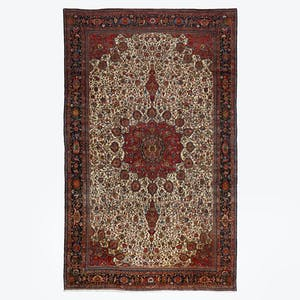 """Product Image - Antique Wool Rug - 18'x10'1"""""""