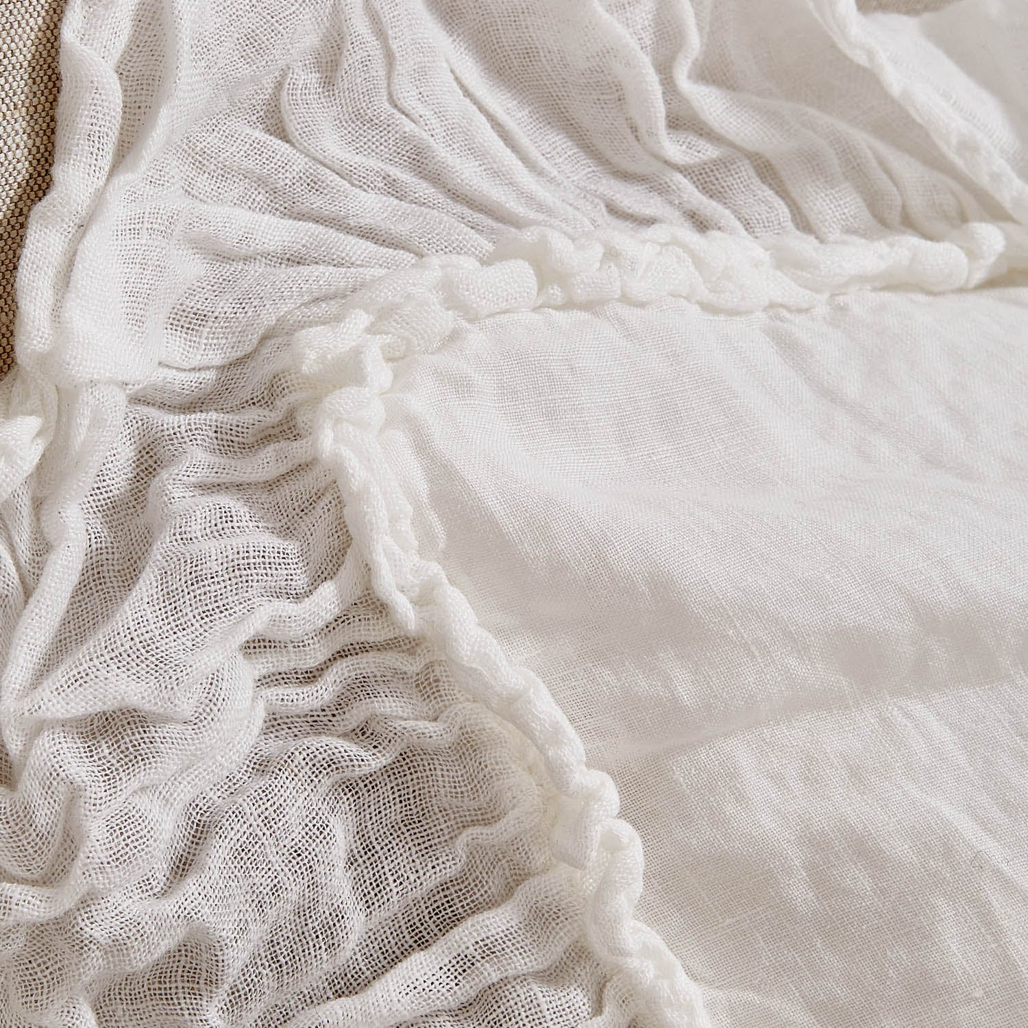 Bella Notte Whisper Linen White